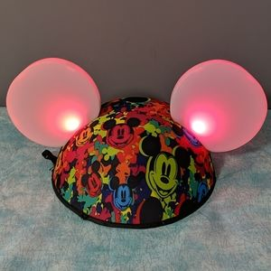 Mickey ears - light up Glow with the Show hat